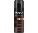 Syoss Root Retoucher Sprej na odrosty Černý 120 ml