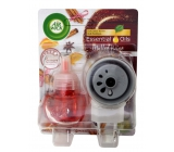 Air Wick Essential Oils Mulled Wine - Wine Wine electric air freshener complete 19 ml