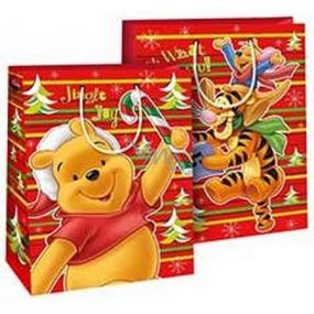 Baby gift bag M Disney Winnie the Pooh Jingle Joy