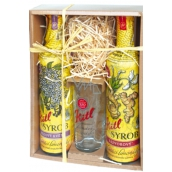 Kitl Syrob No + Ginger 2x 500ml Gift Pack