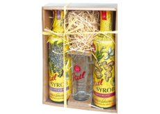 Kitl Syrob No + Ginger 2x 500ml Gift Pack