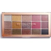 Makeup Revolution Foil Frenzy Eye Shadow Palette Creation 15 x 1.1 g