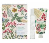 Heathcote & Ivory Twilight Garden perfumed roll-on water for women 12 ml + hand cream 50 ml, gift set
