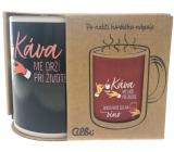 Albi Changing mug Coffee-wine 310 ml