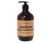 Scottish Fine Soaps Whiskey Manhattan hand and body cleansing gel for men dispenser 500 ml
