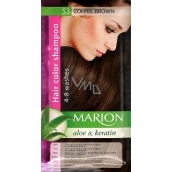 Marion Toning Shampoo 53 Coffee brown 40 ml