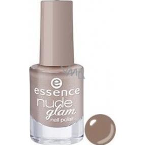 Essence Nude Glam Nail Polish Nail Polish 07 Café Olé 5 ml