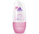 Adidas Cool & Care 48h 6v1 Control kuličkový antiperspirant deodorant roll-on pro ženy 50 ml