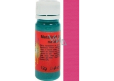 Art e Miss Color for light and dark textiles 55 metallic burgundy 12 g
