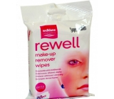 Well Done Rewell Moisturizing Facial Wipes 20 pieces