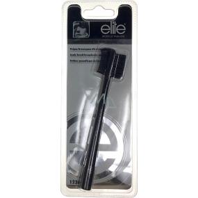 Elite Models Kosmetický štětec a hřebínek na obočí a řasy 240 14 cm
