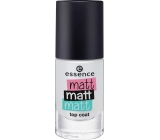 Essence Matt Matt Matt Top Coat top coat 37 Matt to Meet You 8 ml