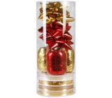 Ditipo Set for wrapping gifts red-gold 2811904