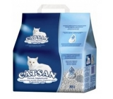Catsan Special litter designed not only for white cats 10 l