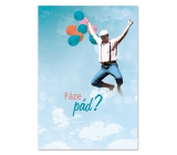 Ditipo Playing Birthday Cards Stage Fall? Tear Stage Fall 224 x 157 mm