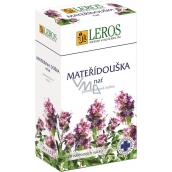 Leros Mateřídouška herbal tea 20 x 1,5 g