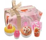 Bomb Cosmetics Secret Squirrel ballistic 2x160 g + ball 30 g + block 50 g + soap 100 g, cosmetic set
