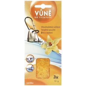 Cossack Vacuum scent Vanilla 3 x 10 g