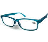 Glasses of dioplast. + 3.5 turquoise green mat MC2 ER4040