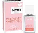 Mexx Whenever Wherever for Her Eau de Toilette for Women 15 ml