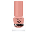 Golden Rose Ice Color Nail Lacquer mini nail polish 118 6 ml