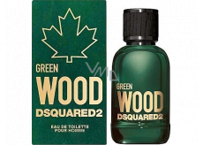 Dsquared2 Green Wood Eau de Toilette for Men 5 ml, Miniature