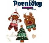 Albi Perníček, fragrant Christmas decoration Láďa doll 8 cm