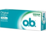 ob Original Super Plus tampons 16 pieces