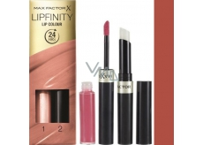 Max Factor Lipfinity Lip Color Lipstick and Gloss 070 Spicy 2.3 ml and 1.9 g