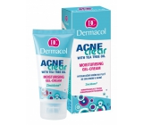Dermacol Acneclear Moisturising Moisturizing Gel Cream For Skin 50 ml