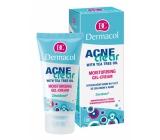 Dermacol Acneclear Moisturising Moisturizing Hydrating Gel-Cream 50 ml
