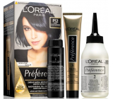 Loreal Paris Préférence Hair Color P12 Seoul Intensive black-blue