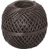 Jute Twine PP 2 mm different colors 100 g
