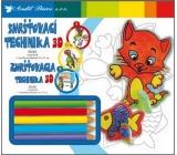 Shrink Technology 3D 03 Cat 18 x 15.5 cm