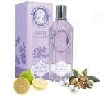 Jeanne en Provence Le Temps des Secrets Almonds and blackberry flowers perfumed water for women 125 ml