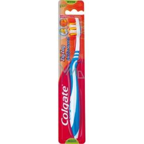 Colgate Zig Zag Antibacterial Medium medium toothbrush 1 piece
