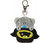 Me to You Plush Keychain Alá Batman 7 cm