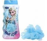 Disney Frozen sprchový gel s mycí žínkou 475 ml