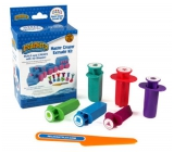 Mad Mattr Kinetic Sand Modeling Creative Master Set of 6 Cutters
