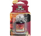 Yankee Candle Black Cherry - Ripe cherries gel scented car tag 30 g