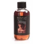 Millefiori Natural Vanilla & Wood - Vanilla and wood Diffuser filling for fragrant straw 250 ml
