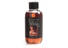 Millefiori Natural Vanilla & Wood - Vanilla and wood Diffuser filling for fragrant straw 250 ml
