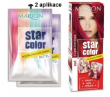 Marion Star Color Smooth Hair.Hair 2x35ml Red 1621