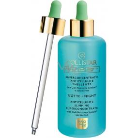 Collistar Anticellulite Slimming Superconcentrate Night Anti-Cellulite Shaping Serum 200 ml