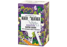 Heat & Heather Bio Good digestion with anise, coriander, fennel and fenugreek 20 bags x 1.5 g