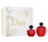 Christian Dior Hypnotic Poison eau de toilette for women 50 ml + body lotion 75 ml, gift set