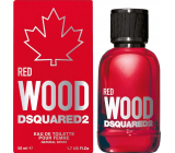 Dsquared2 Red Wood eau de toilette for women 50 ml