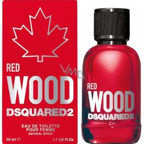 Dsquared2 Red Wood eau de toilette for women 50 ml