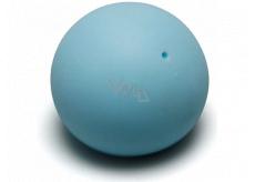 EP Line Anti-stress ball glowing in the dark light blue 6.5 cm