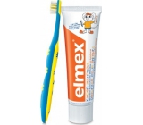 Elmex Practice 0-3 years soft toothbrush 1 piece + paste for children 12 ml